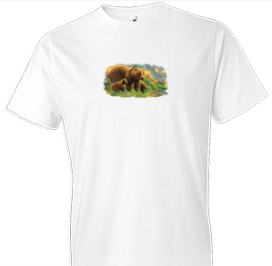 Young Explorers Wildlife tshirt - TshirtNow.net - 1