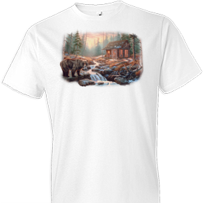 Bear Creek Wildlife tshirt