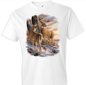 Twilight Escape Wildlife Tshirt - TshirtNow.net - 1