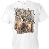 In His Domain Deer Tshirt - TshirtNow.net - 1