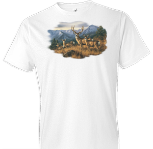 Close To The Ridge Wildlife Tshirt - TshirtNow.net - 1