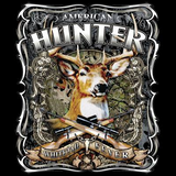 American Hunter Wildlife Tshirt - TshirtNow.net - 2
