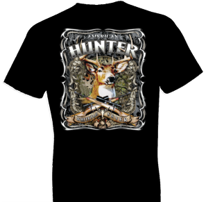 American Hunter Wildlife Tshirt - TshirtNow.net - 1
