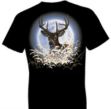 Deer Moon Wildlife Tshirt - TshirtNow.net - 1