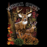Whitetail Deer Country Wildlife Tshirt - TshirtNow.net - 2