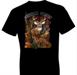 Whitetail Deer Country Wildlife Tshirt - TshirtNow.net - 1