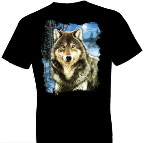 Winter Wolf Tshirt