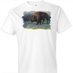 The Wanderer Buffalo Tshirt - TshirtNow.net - 1