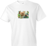 Junior Jungle Animal Tshirt - TshirtNow.net - 1