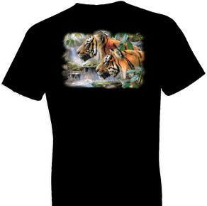 Early Rise Tiger Tshirt - TshirtNow.net