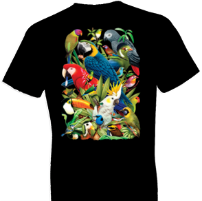 Avian World Tshirt - TshirtNow.net