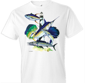 Cape Lookout Fish Tshirt