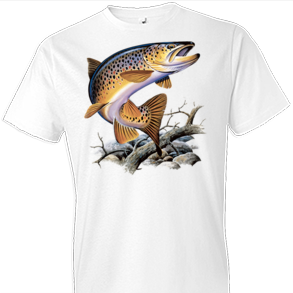 Brown Trout Tshirt