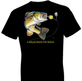 Largemouth Bass Tshirt - TshirtNow.net - 1