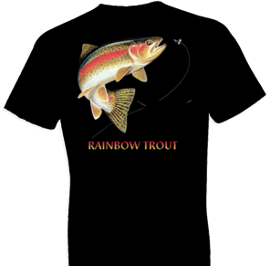 Rainbow Trout Combination Tshirt - TshirtNow.net - 1