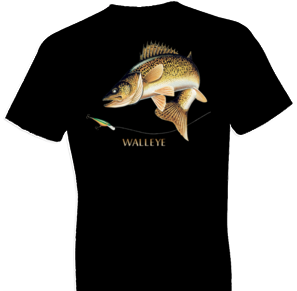 Walleye Combination Tshirt - TshirtNow.net - 1