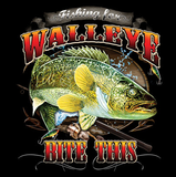 Walleye Bite This Tshirt - TshirtNow.net - 2