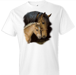 Gentle Touch Horse Tshirt