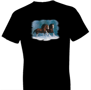 Clydesdales Horse Tshirt
