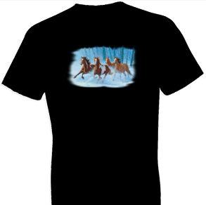 Out of The Woods Horse Tshirt - TshirtNow.net