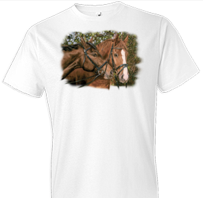 Friends Forever Horse Tshirt