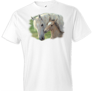 Bond of Love Horse Tshirt - TshirtNow.net - 1