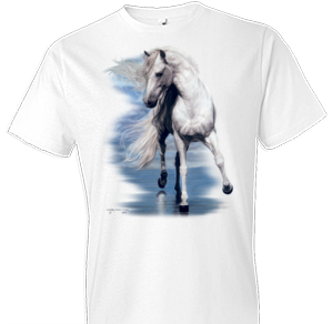 Beauty and The Sea Horse Tshirt