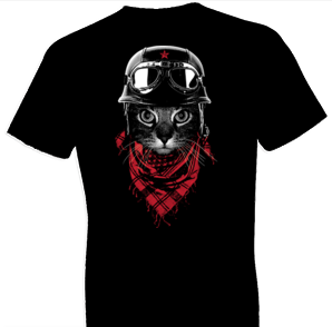 Adventurer Cat Tshirt