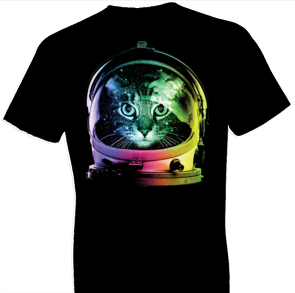 Space Cat Tshirt