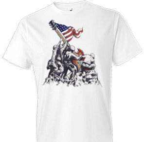 Let Freedom Rock Tshirt - TshirtNow.net - 1