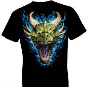 Dragon Head Fantasy Tshirt
