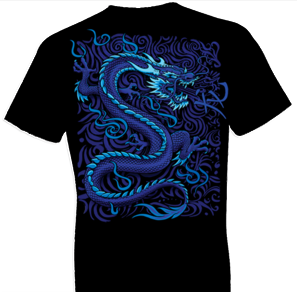 Blue Dragon Fantasy Tshirt