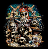 Barnacle Bill Pirate Tshirt - TshirtNow.net - 2