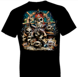 Barnacle Bill Pirate Tshirt - TshirtNow.net - 1