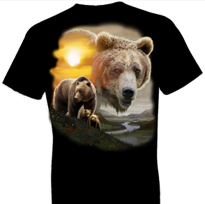 American Grizzly Tshirt