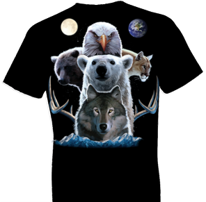 Animal Totem Tshirt