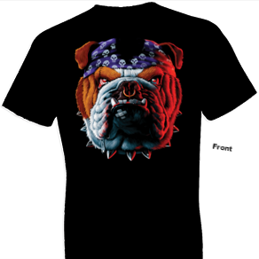 Tuff Dog 2-Sided Design Tshirt - TshirtNow.net - 1