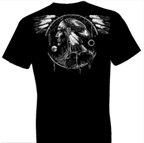 Hawk Dream Spirit Tshirt - TshirtNow.net - 1