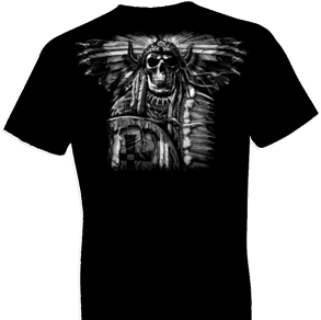 Indian Skull Tshirt