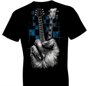 Dont Fret Guitar Tshirt