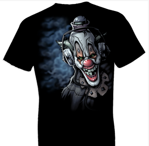 Clown Headphones Tshirt