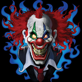 Crazy Clown Tshirt - TshirtNow.net - 2