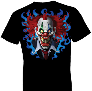 Crazy Clown Tshirt - TshirtNow.net - 1