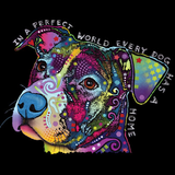 Neon Perfect World Tshirt - TshirtNow.net - 2