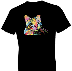 Neon Catillac New Cat Tshirt