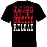 First You Dont Succeed Country Tshirt - TshirtNow.net - 1