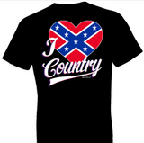 I Love Country Tshirt - TshirtNow.net - 1