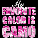 Favorite Color Is Camo Country Tshirt - TshirtNow.net - 2