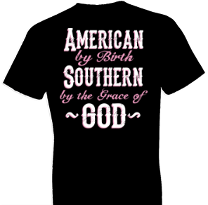 By The Grace of God Country Tshirt - TshirtNow.net - 1
