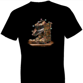 Cowboy Boots Country Tshirt